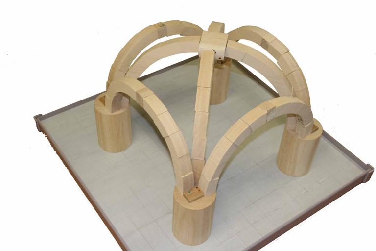 Ateliers architecture romane et gothique en qu te de for Architecture romane et gothique